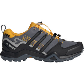 adidas TERREX Swift R2 Gore-Tex Hiking Shoes Waterproof Men, onix